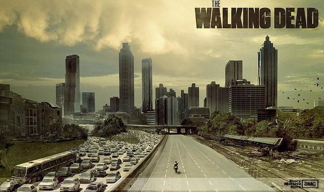 The Walking Dead Dizisi