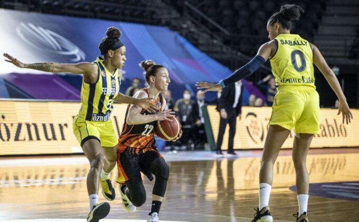 Fenerbahçe Öznur Kablo, sonunu getiremedi!