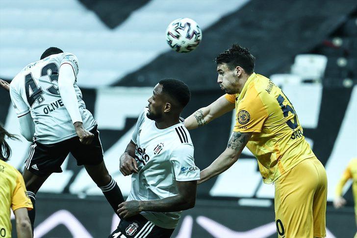 ÖZET   Beşiktaş 2-2 Ankaragücü
