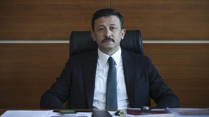 AK Parti Genel Başkan Yardımcısı Dağ'dan '128 milyar dolar' iddialarına cevap