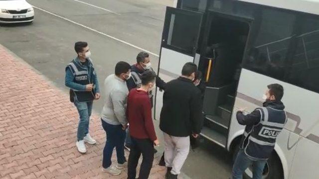 Tekirdağ'da 15 yaşındaki kız çocuğuna cinsel istismara 7 tutuklama