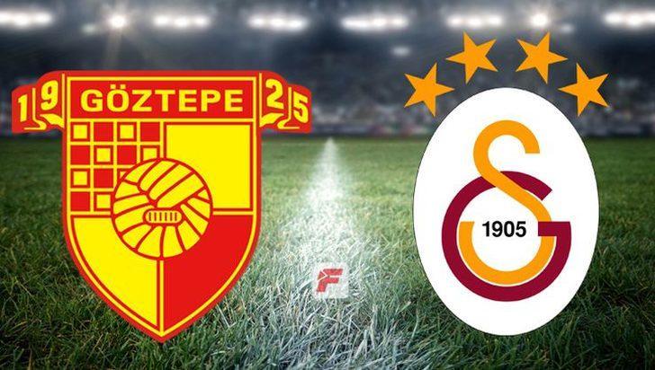 Göztepe Galatasaray maçı saat kaçta başlayacak? Cim-Bom, İzmir deplasmanında