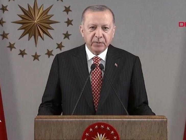 Son Dakika! Cumhurbaşkanı Erdoğan'dan sert sözler: Her türlü iğrençliği sergilediler