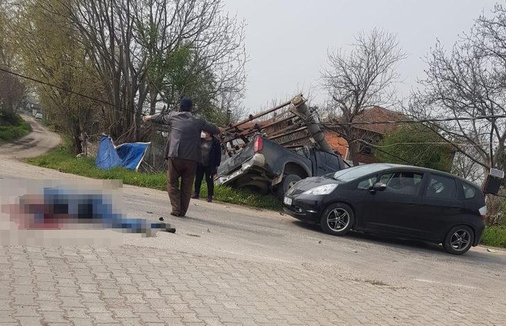 Bursa'da korkunç kaza! 15 yaşındaki çocuk hayatını kaybetti