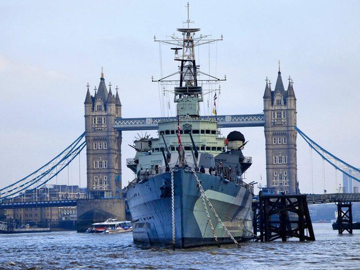 İngiltere'dan flaş hamle: Karadeniz'e iki savaş gemisi gönderiyor