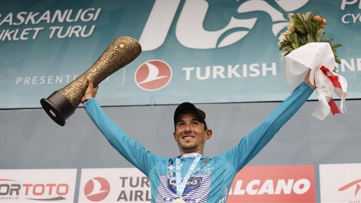 TUR 2021'in kazananı Jose Manuel Diaz Gallego