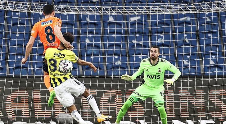 ÖZET | Medipol Başakşehir-Fenerbahçe: 1-2
