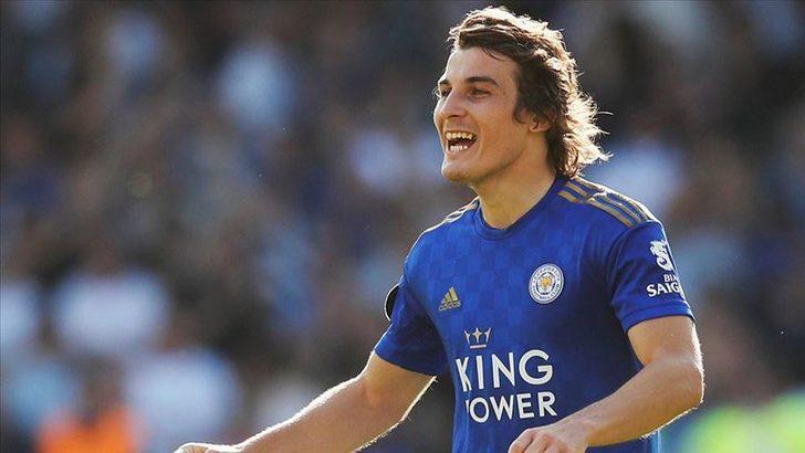 Çağlar Söyüncü attı, Leicester City kazandı