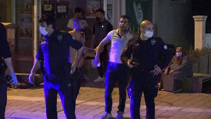 Antalya'da sokağa çıkma kısıtlamasında kavga! 4 kişi yaralandı, 24 bin TL ceza kesildi