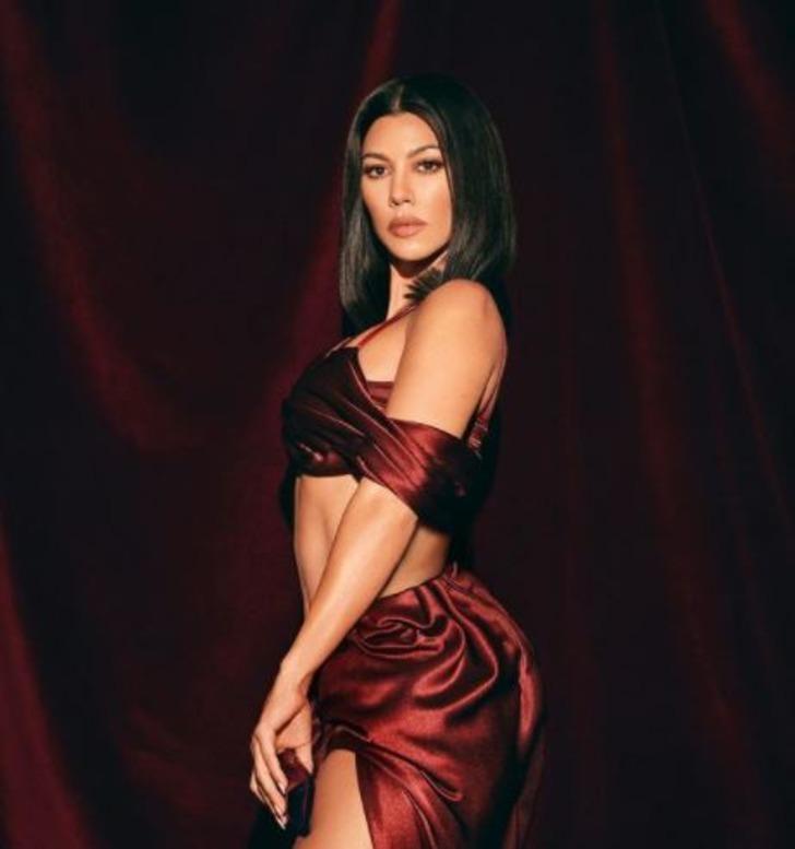 Kourtney Kardashian'ın sevgilisi yaptığı paylaşımla tepki çekti