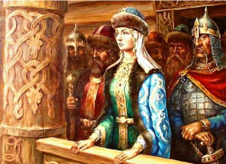 İntikam yemini eden Ukrayna'nın ilk kadın hükümdarı Olga'nın filmlere konu olacak hayatı şaşırttı