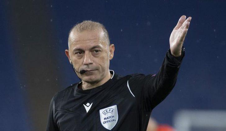 Bünyamin Gezer: Cüneyt Çakır Avrupa Süper Lig'nde görevalabilir