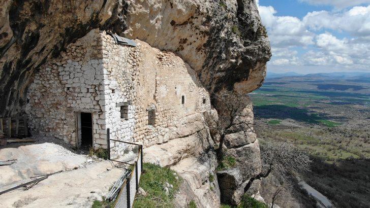 Tarihi dokusuyla göz dolduran Ashab-ı Kehf'in turizme kazandırılması için çalışmalar başladı