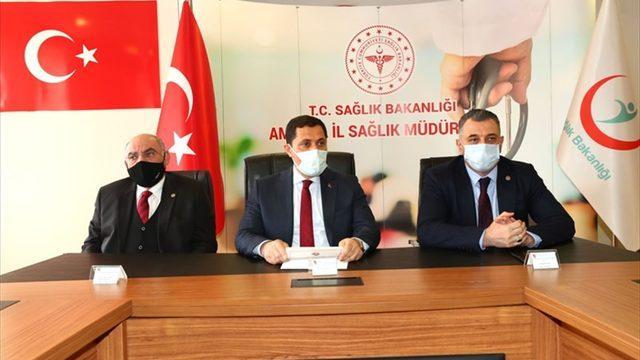 Amasya'ya 600 yataklı eğitim ve araştırma hastanesi yapılacak