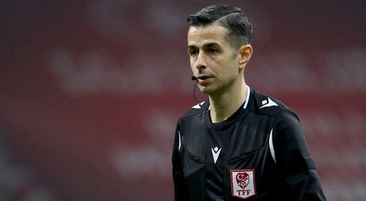 Galatasaray-Trabzonspor maçının hakemi Mete Kalkavan oldu