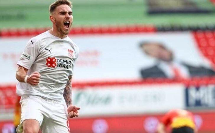 Tyler Boyd'dan Beşiktaş maçı öncesi Sivasspor'a kötü haber