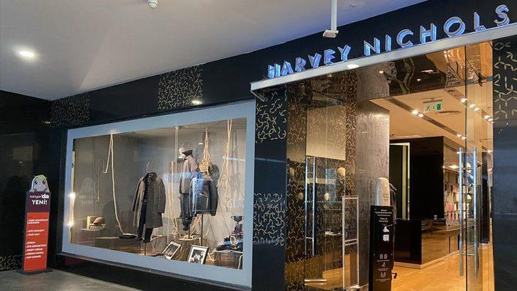 Harvey Nichols, Türkiye'den çekildi