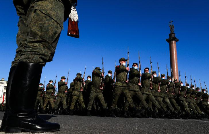 Donbas gerilimi sürüyor: Rusya'nın savaş planı sızdı
