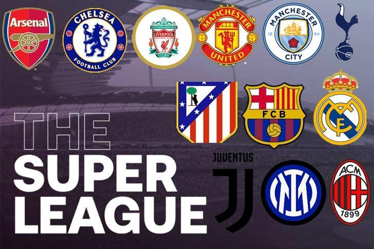 Galatasaray, Beşiktaş ve Fenerbahçe ve Avrupa Süper Ligi'ne katılabilir mi?