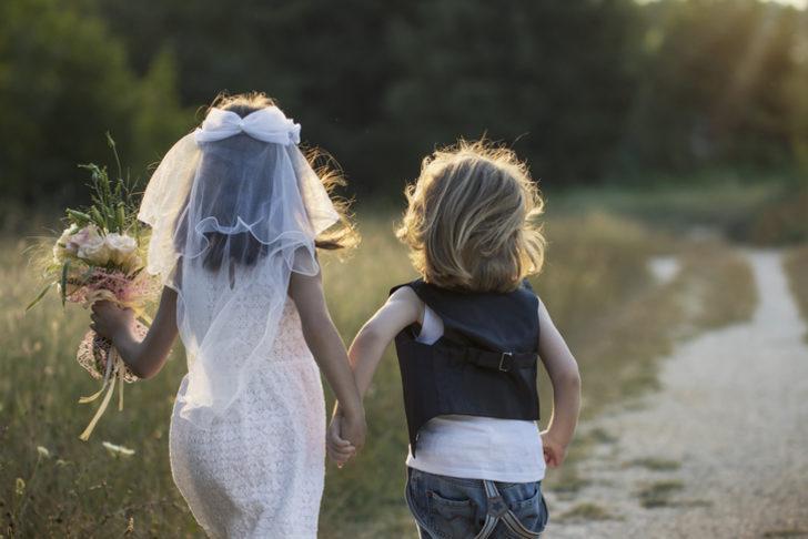Türkiye nüfusunun yüzde 27,2'si çocuklardan oluştu, kız çocuk resmi evlenme oranı da düştü!