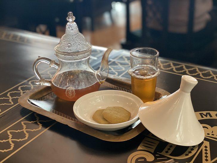 Fas'ın geleneksel çayı Etey, günlük hayatın vazgeçilmez lezzeti oldu