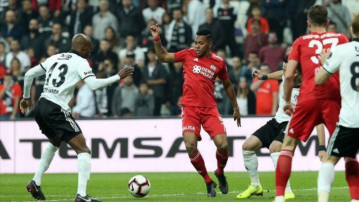 Sivasspor Beşiktaş maçı ne zaman? Sivasspor Beşiktaş maçının muhtemel 11'leri!