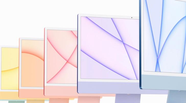 Apple yeni iMac'i tanıttı! İşte tasarım devrimi yaşayan yeni iMac'in özellikleri ve fiyatı