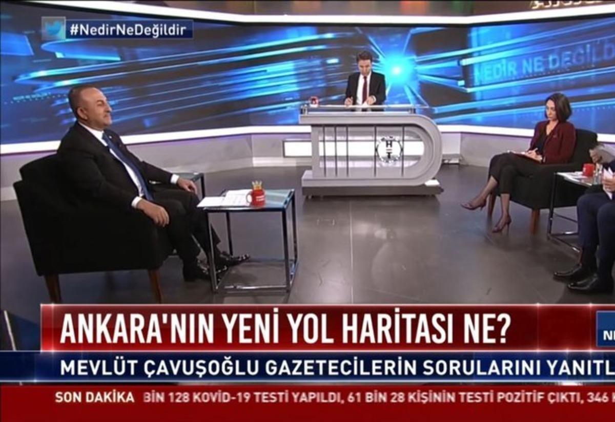 Bakan Çavuşoğlu'ndan S-400 açıklaması - Son Dakika Haberler