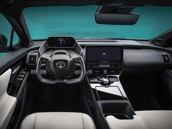 Toyota bZ4X konsepti karşınızda