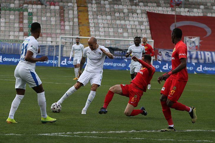 BB Erzurumspor: 1 - Yeni Malatyaspor: 0 (Maç Sonucu)