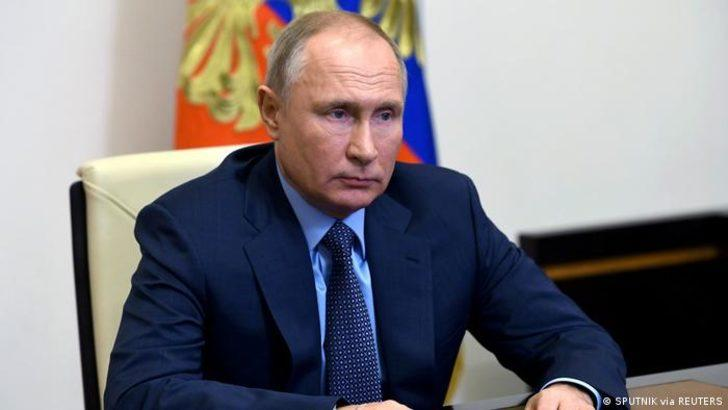 Putin, BM Genel Sekreteri ile Filistin'i görüştü