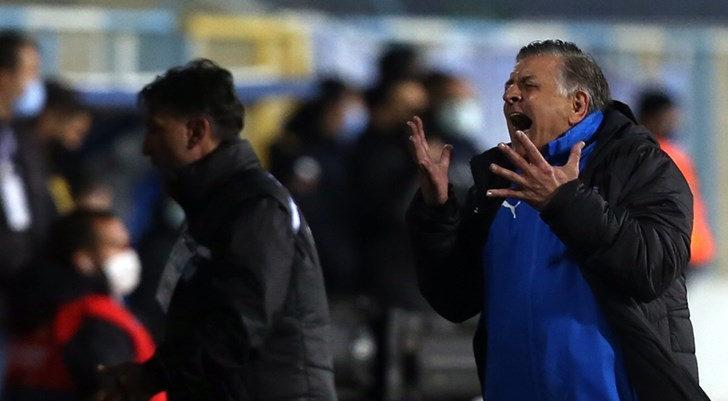 BB Erzurumspor'da 4 oyuncu gönderildi