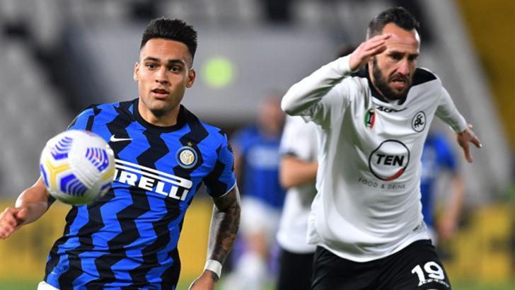 ÖZET | Speiza - Inter maç sonucu: 1-1