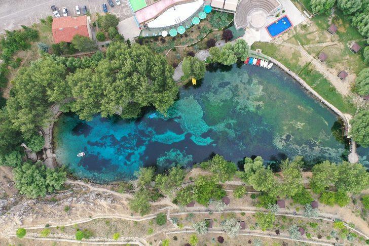 Sivas'ın Gürün ilçesindeki Gökpınar Gölü, 'hassas alan' olarak tescillendi