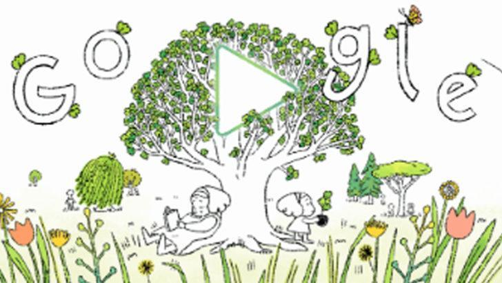 Google, Dünya Günü Doodle'ını ana sayfasına ekledi! Dünya Günü nedir?