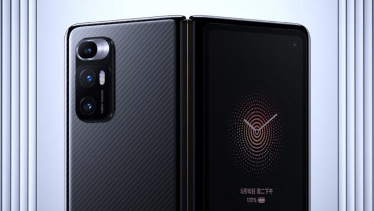 Xiaomi Mi MIX Fold yakında Çin sınırlarını aşabilir