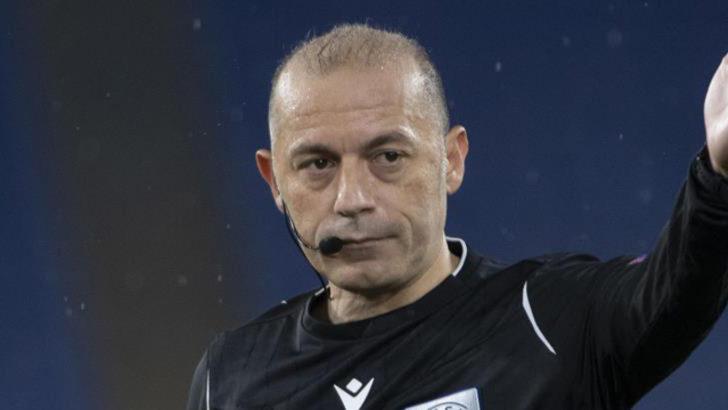 Cüneyt Çakır'ın EURO 2020 mutluluğu