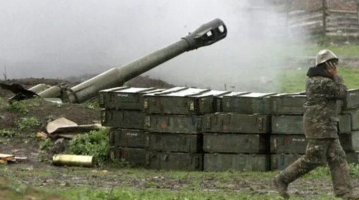 Ermenistan askerleri Azerbaycan ve Rus askerlerine ateş açtı