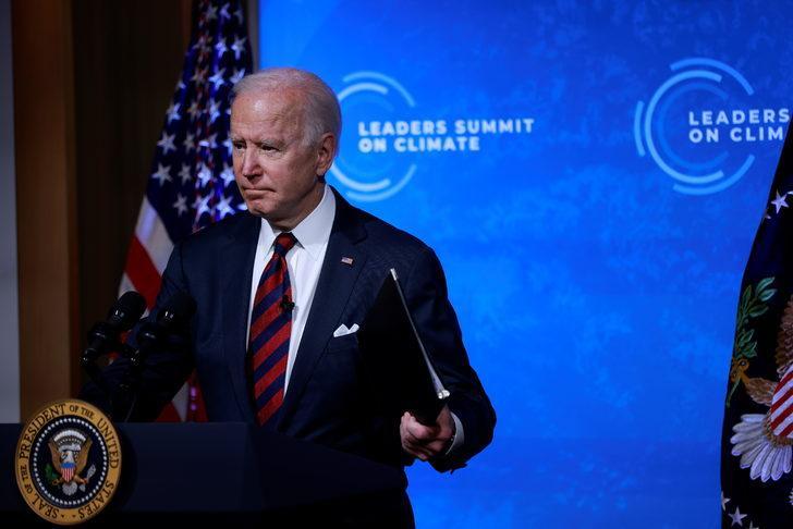 ABD'nin davetiyle 40 dünya liderinin katıldığı İklim Zirvesi başladı