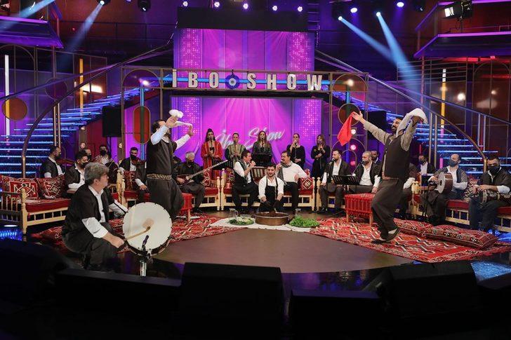 İbo Show sıra gecesi ekibi kimdir? İşte İbo Show'a katılan sıra gecesi ekibinin isimleri...
