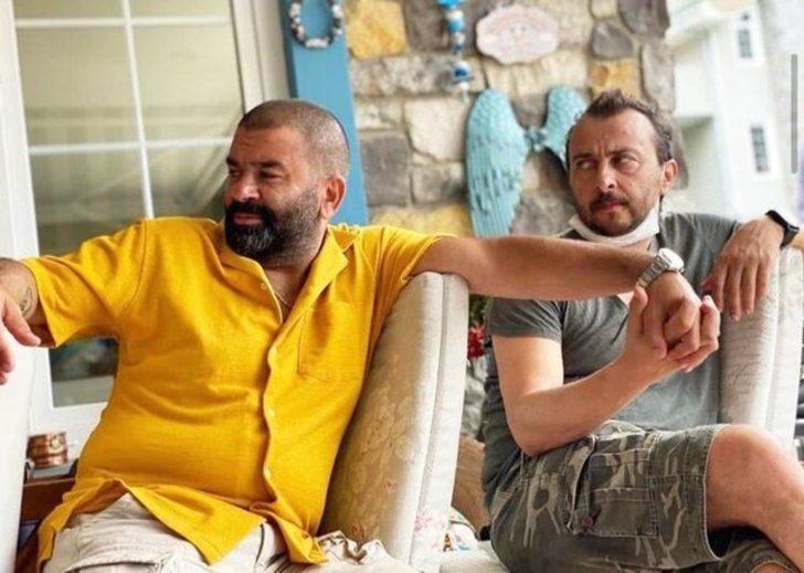 Bülent Şakrak'tan Ali Atay'a: İyi ki doğdun 20 yıllık arkadaşım