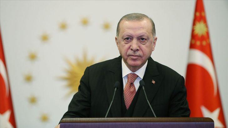 Son dakika! Cumhurbaşkanı Erdoğan'dan Filistin çağrısı