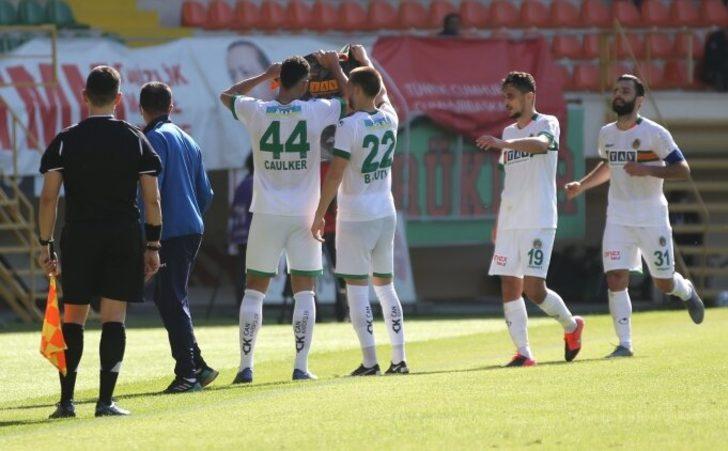 MAÇ ÖZETİ | Alanyaspor 3-2 Gaziantep FK