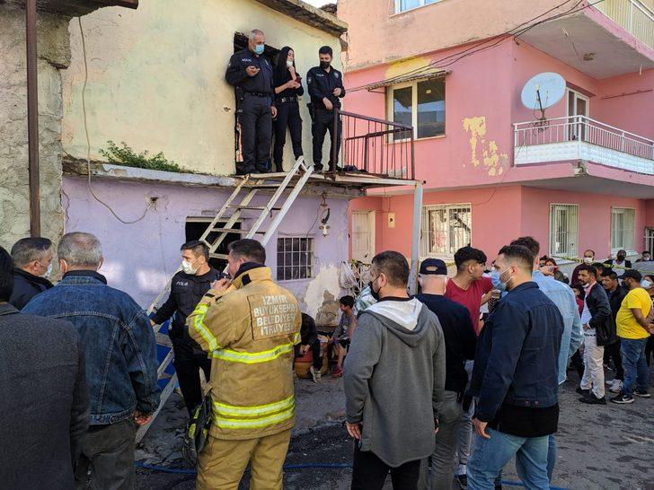 İzmir'de korkunç olay: 4 yaşındaki çocuk yangında hayatını kaybetti