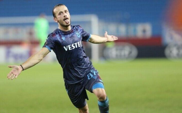 Trabzonspor'da Abdülkadir Parmak kadro dışı