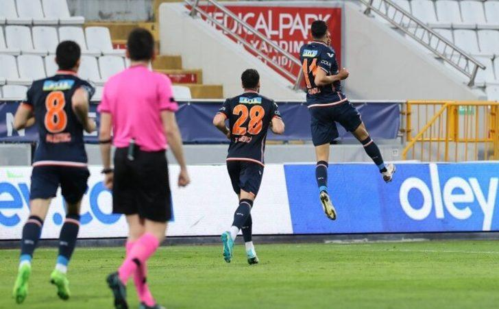 MAÇ ÖZETİ | Kasımpaşa 0-1 Başakşehir
