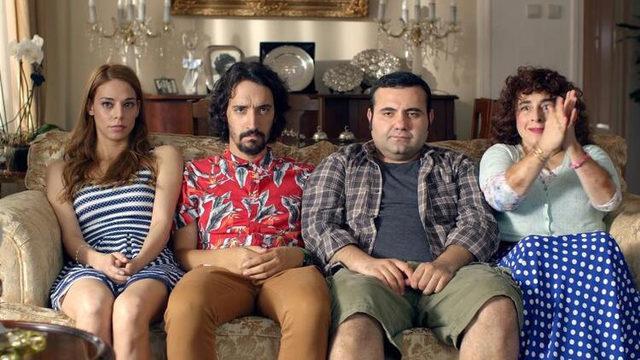İşte Hayalet Dayı filmi oyuncuları...