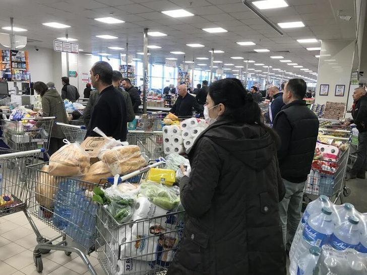 Migros, Biçen, Carrefour hafta sonu çalışma saatleri   Marketler hafta sonu kaça kadar açık?