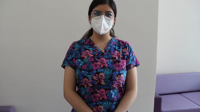"""KOVİD-19 HASTALARI YAŞADIKLARINI ANLATIYOR - """"Hastaneye kaldırıldığımda 'Herhalde öleceğim artık sona geldim' dedim"""""""