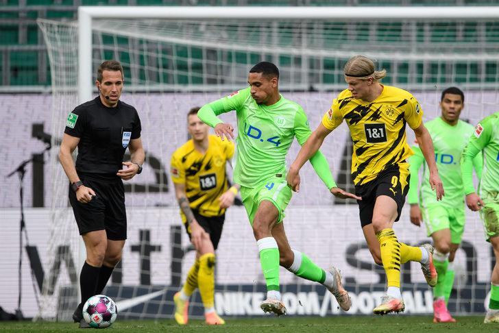 Haaland atıyor, Dortmund yükseliyor!